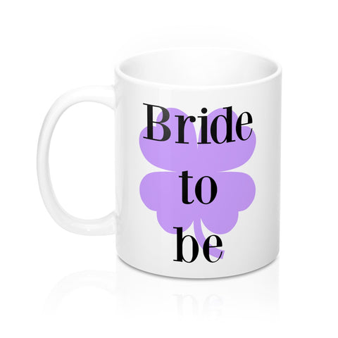 Bride to be purple version Coffee Mug