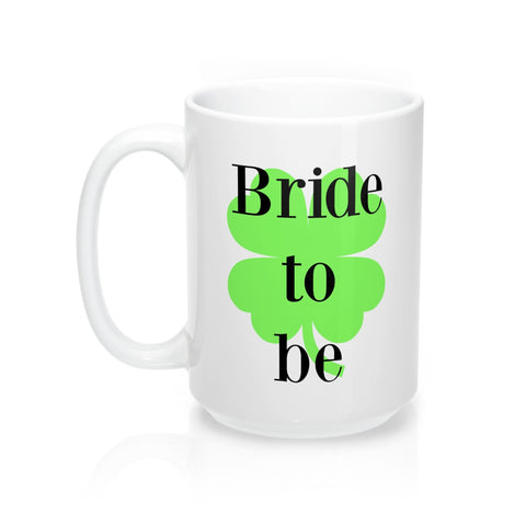 Bride to be - green Coffee Mug