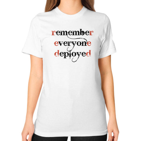 Remember everyone deployed V! White THATSTICKER.COM