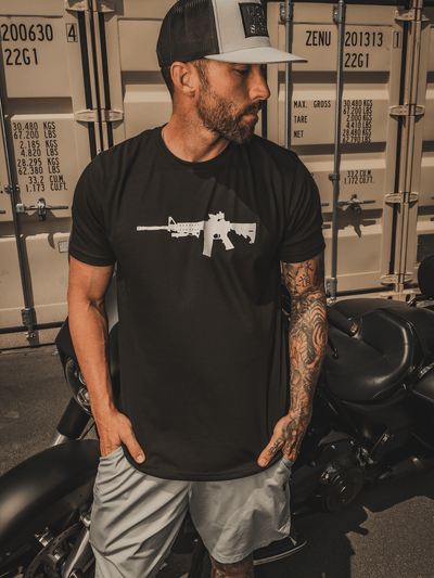 AR-15 Tee - Lions Not Sheep
