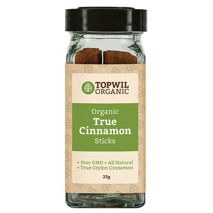 Organic True Cinnamon Sticks 23g