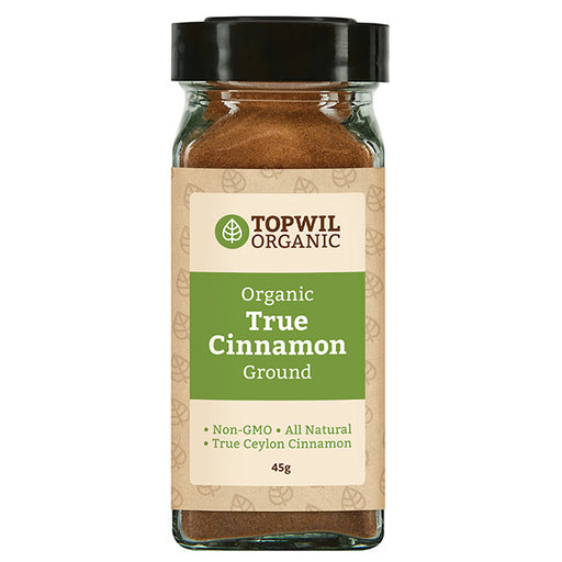 Organic True Cinnamon Powder 45g