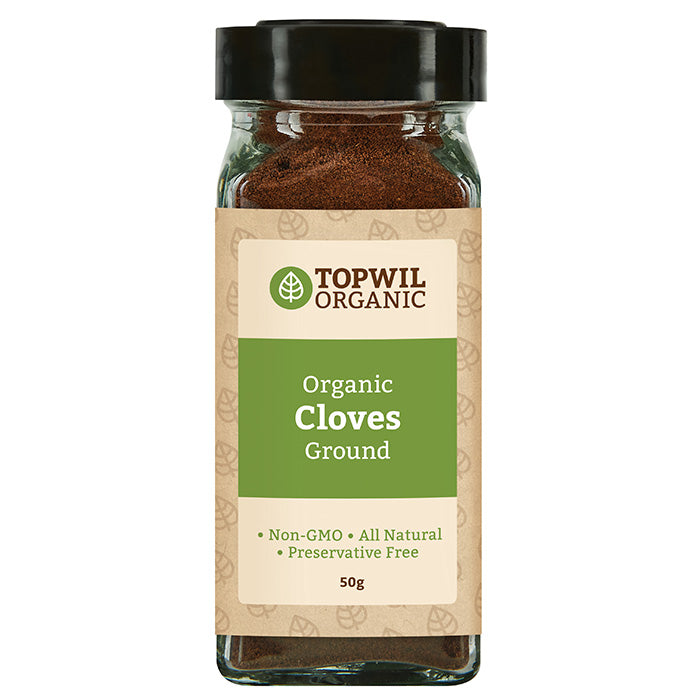 Organic Cloves Ground 50g