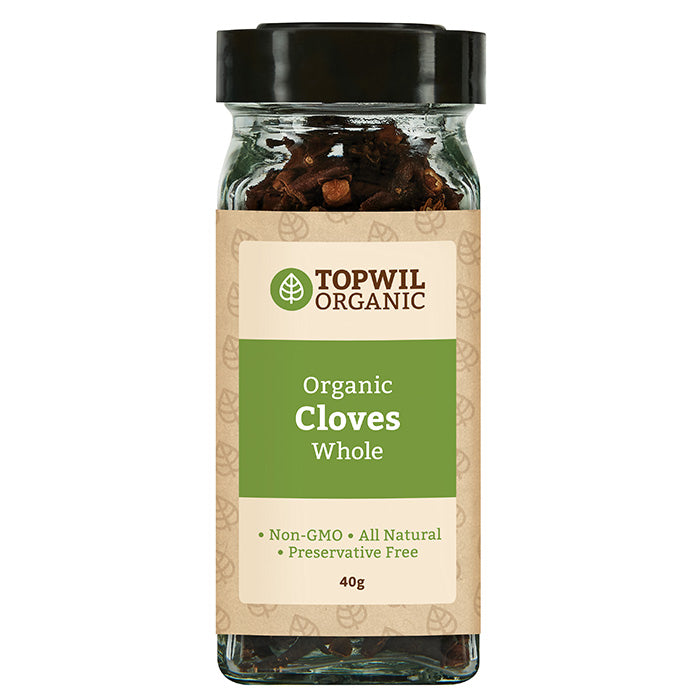 Organic Cloves Whole 40g