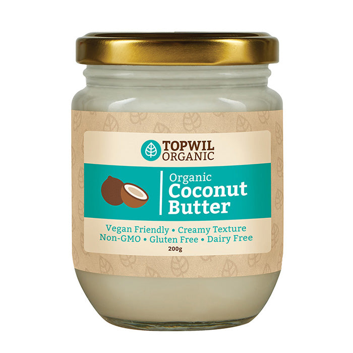 Organic Coconut Butter 200g