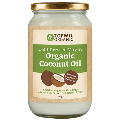 Organic Virgin Coconut Oil 300g