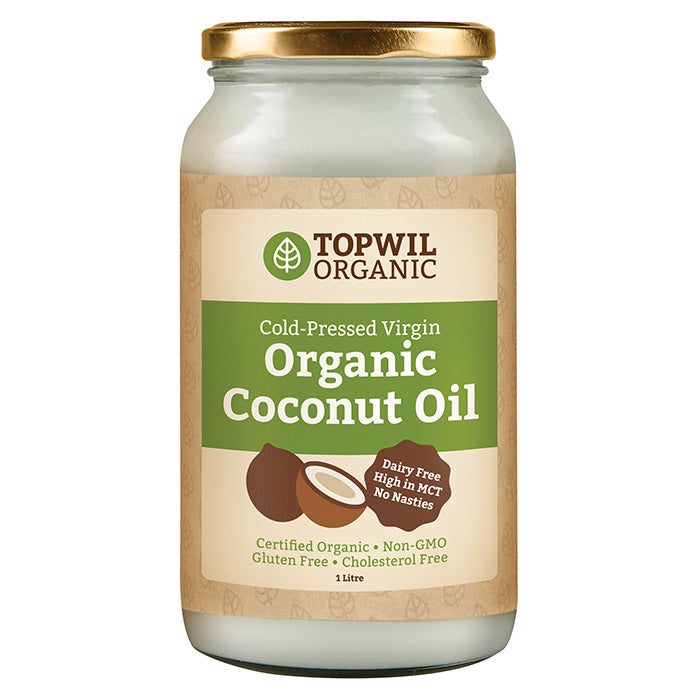 Organic Virgin Coconut Oil 1L