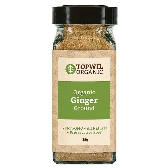 Organic Ginger Ground 35g