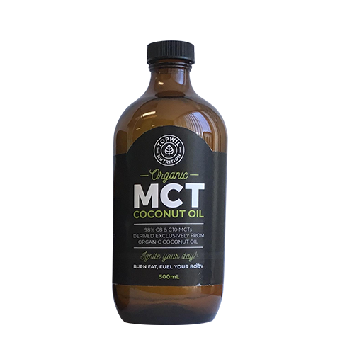Organic MCT Coconut Oil - 500ml