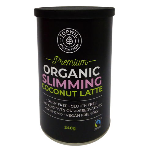Organic Slimming Coconut Latte - 240g