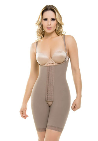 471 Firm Control Bodysuit with Butt-lift