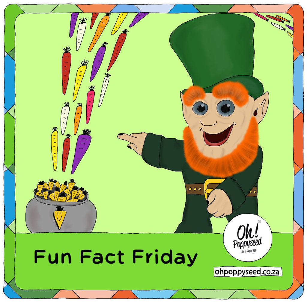 Fun Fact Friday - Carrots
