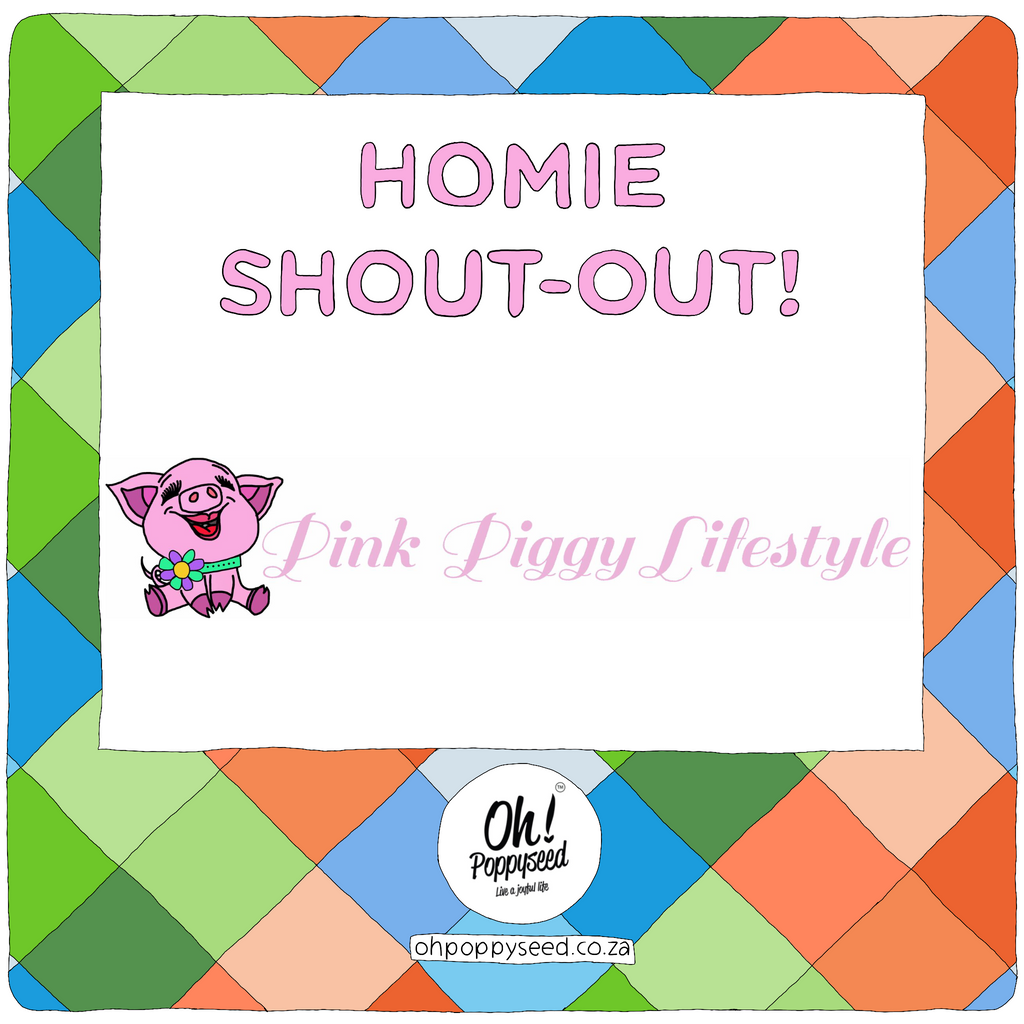 Homie Shout-Out: Pink Piggy Lifestyle