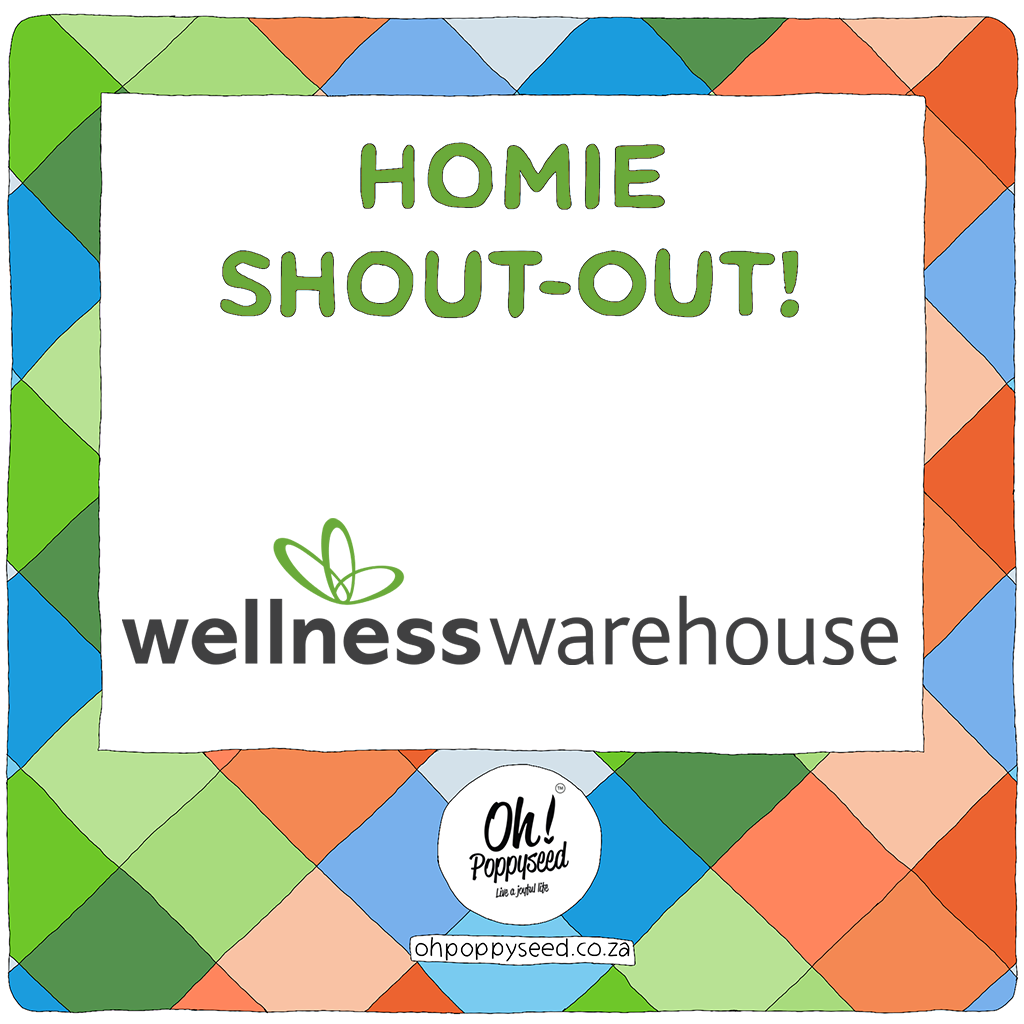 Homie Shout-Out: Wellness Warehouse