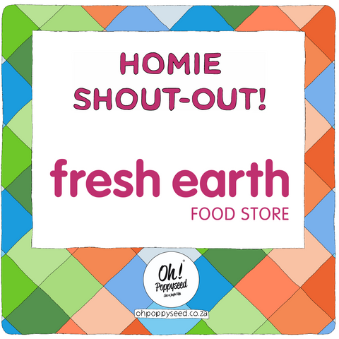 Homie Shout-Out: Fresh Earth Food Store