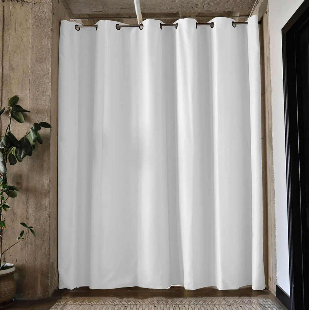 Roomdividersnow Premium Tension Curtain Rods Roomdividersnow
