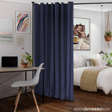 Harbor Blue Divider w/ Black Rod