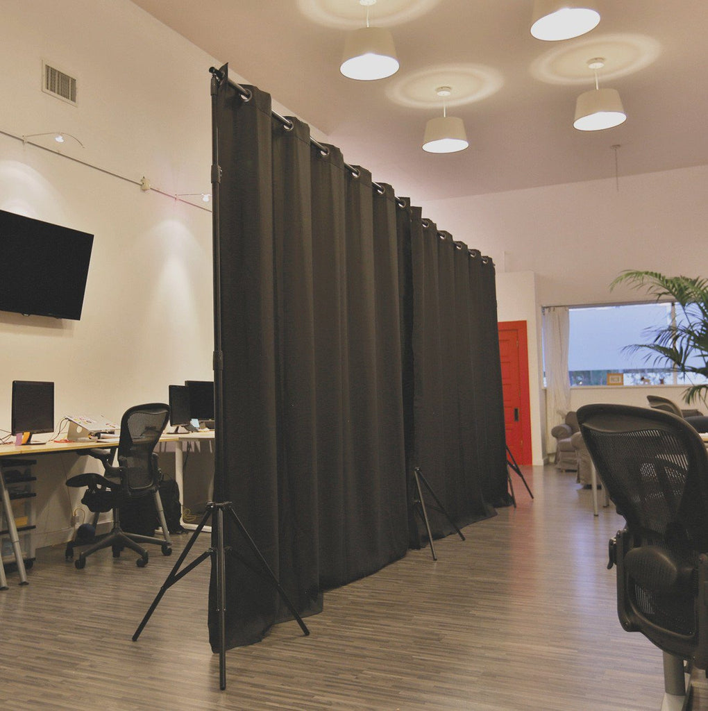 free standing room dividers