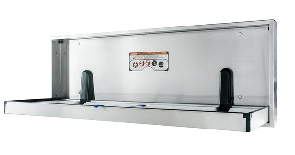 Foundations Wall-Mounted Special Needs Adult Changing Table (Includes Shipping!) - Core Medical Equipment