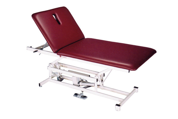 Armedica AM-234 Bariatric Two-Section Hi Low Treatment Table - Core Medical Equipment