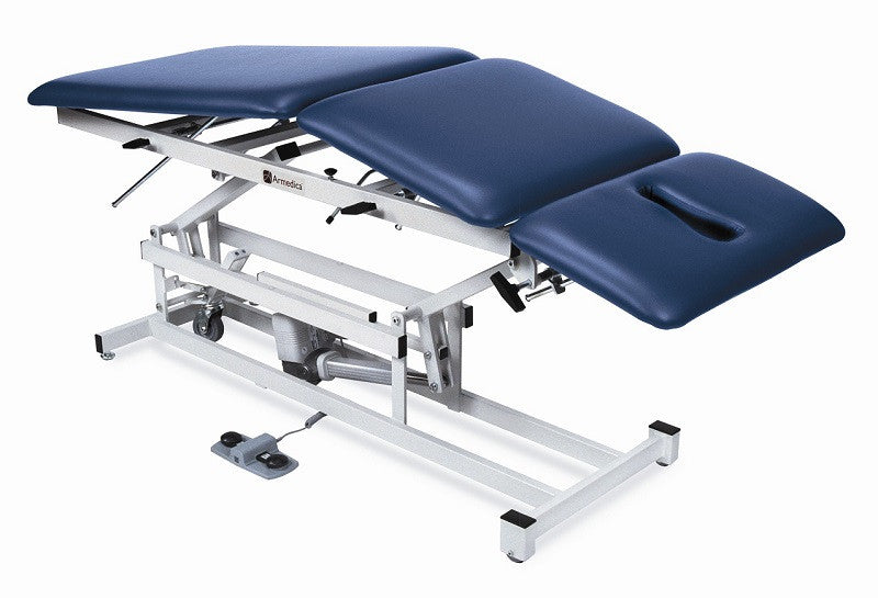 Armedica AM-300 Three-Section Hi Low Treatment Table - Core Medical Equipment