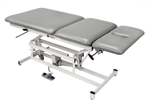 Armedica AM-334 Three-Section Bariatric Hi Low Treatment Table - Core Medical Equipment