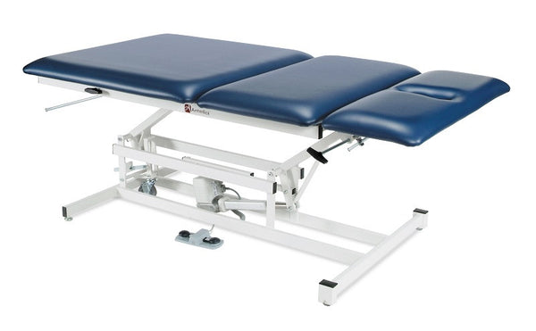 Armedica AM-340 Three-Section Bariatric Hi Low Treatment Table - Core Medical Equipment