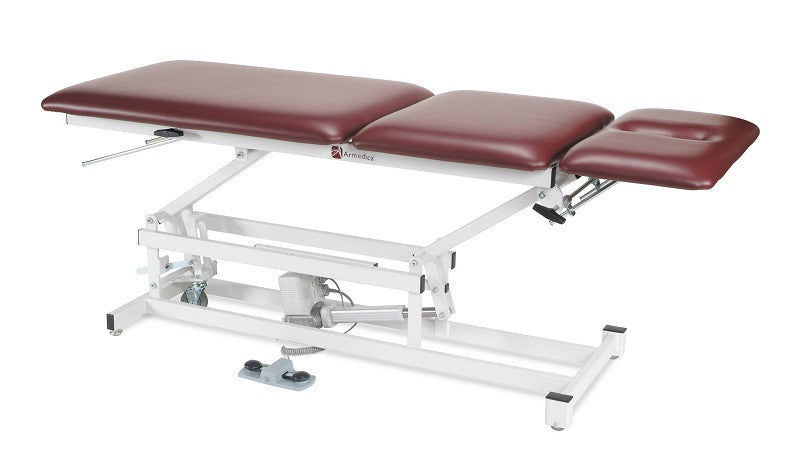Armedica AM-350 Three-Section Hi Low Treatment Table - Core Medical Equipment