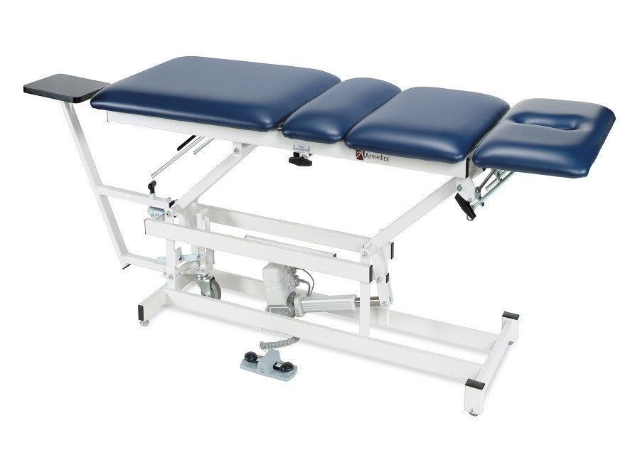 Armedica AM-400 Four-Section Hi Low Traction Table - Core Medical Equipment