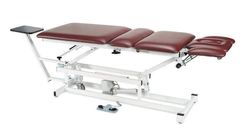 Armedica AM-450 Four-Section Hi Low Traction Table - Core Medical Equipment