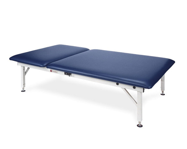Armedica AM-645 4' x 7' Mat Platform Fixed Height w/ Adjustable Backrest (Steel Frame) - Core Medical Equipment