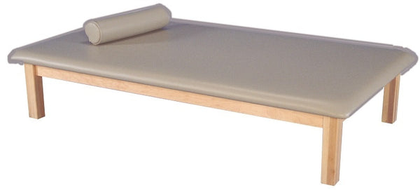 Armedica AM-668 6' x 8' Mat Platform Fixed Height (Hardwood) - Core Medical Equipment