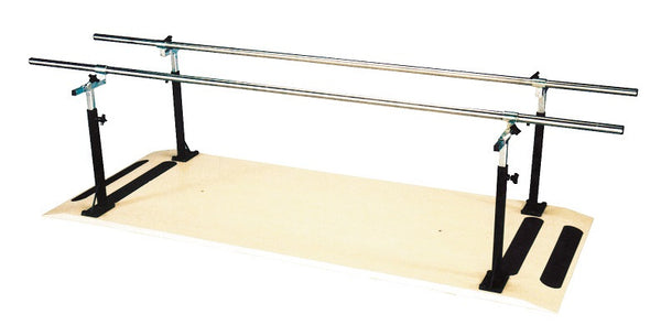 Armedica AM-707 Platform Mounted Parallel Bars 7' - Core Medical Equipment