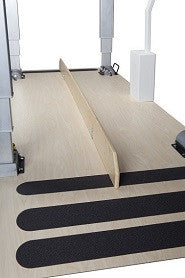 Armedica AM-714 Abduction Board for Platform Mounted Parallel Bars - Core Medical Equipment