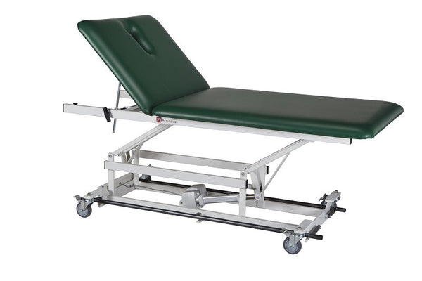 Armedica AM-BA 234 Bar Activated Two-Section Bariatric Hi Low Treatment Table - Core Medical Equipment