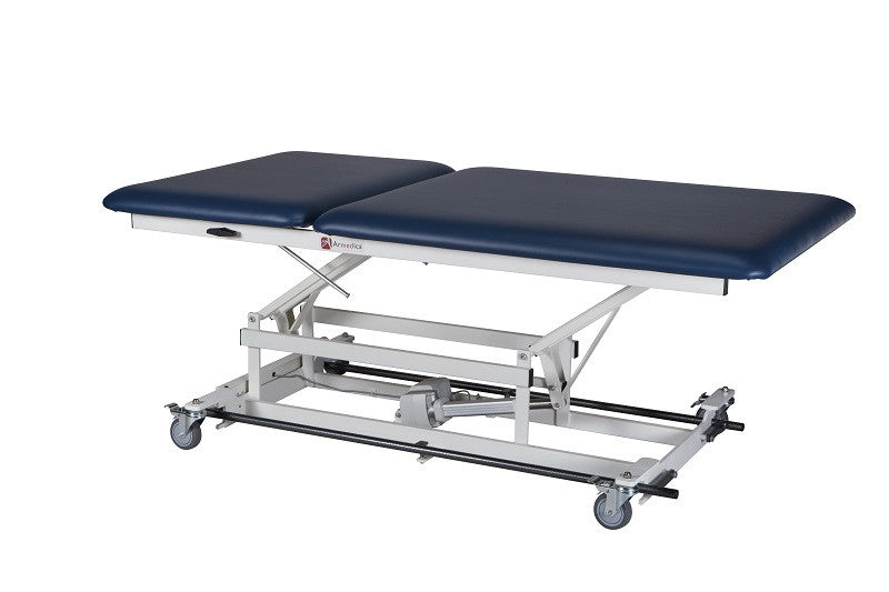 Armedica AM-BA 240 Bar Activated Two-Section Bariatric Hi Low Treatment Table - Core Medical Equipment