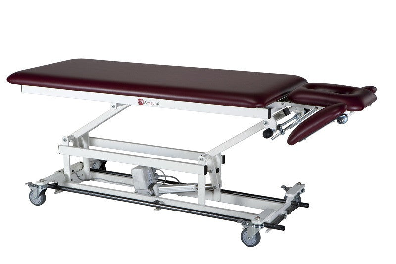 Armedica AM-BA 250 Bar Activated Two-Section Hi Low Treatment Table - Core Medical Equipment