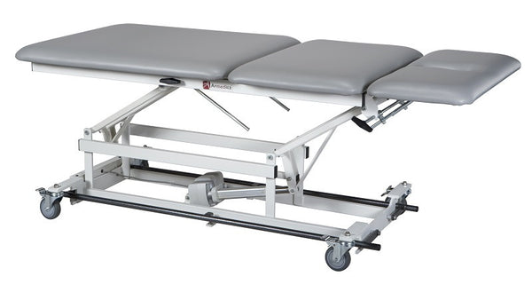 Armedica AM-BA 334 Three-Section Bar Activated Bariatric Hi Low Treatment Table - Core Medical Equipment