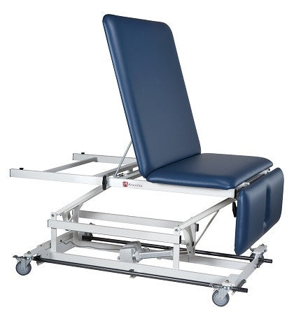 Armedica AM-BA 340 Three-Section Bar Activated Bariatric Hi Low Treatment Table - Core Medical Equipment