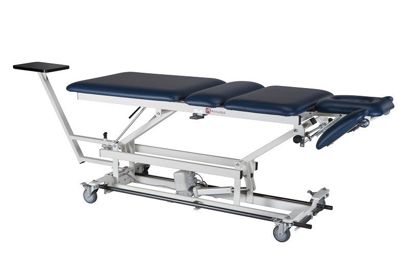 Armedica AM-BA 450 Four-Section Bar Activated Hi Low Traction Table - Core Medical Equipment