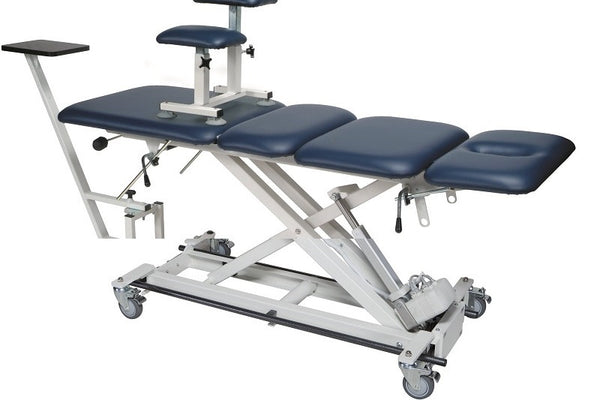 Armedica AM-BAX 4000 Four-Section Bar Activated Traction Table - Core Medical Equipment