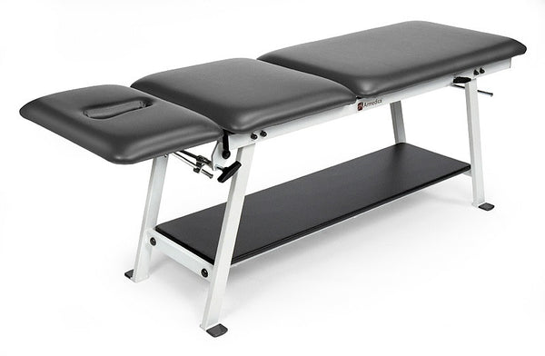 Armedica AM-F3 Three-Section Fixed Height Treatment Table - Core Medical Equipment