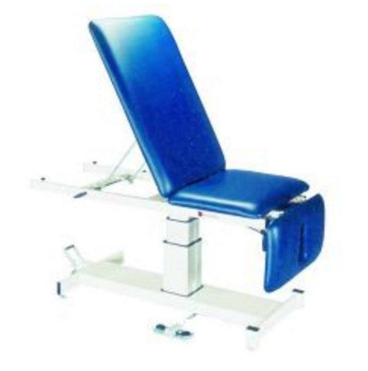 Armedica AM-SP 350 Three-Section Single Pedestal Hi Low Treatment Table - Core Medical Equipment