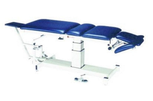 Armedica AM-SP 450 Four-Section Single Pedestal Hi Low Traction Table - Core Medical Equipment