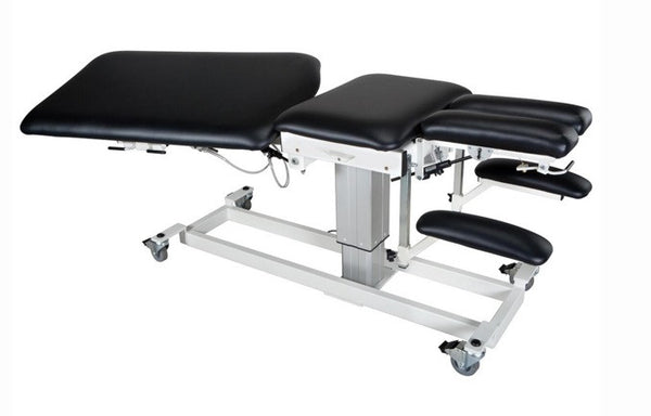 Armedica AM-SP 575 Six-Piece Hi Low Mobilization Table w/ Locking Caster Base - Core Medical Equipment