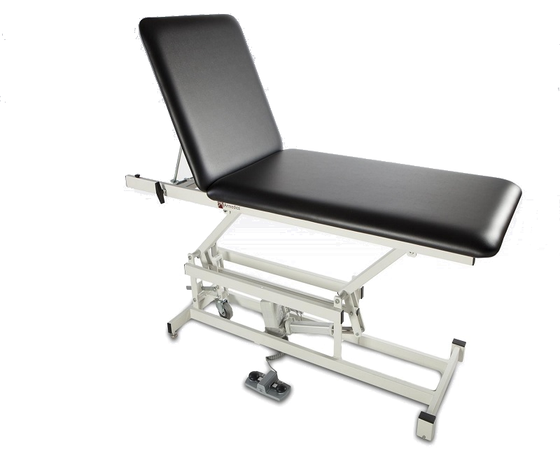 Armedica AM-227 Two-Section Hi Low Treatment Table - Core Medical Equipment