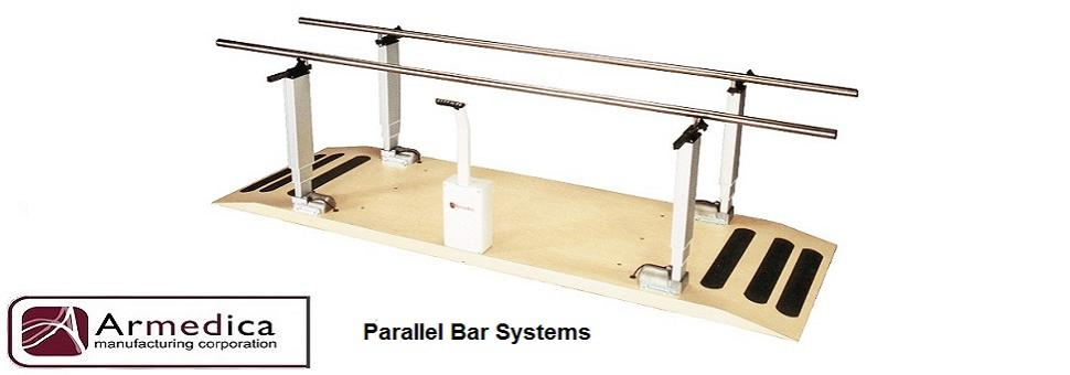 Industry leading Armedica Parallel Bar
