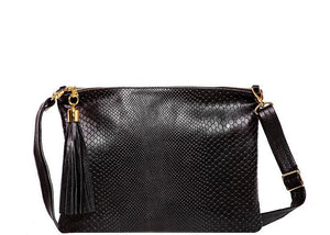 BLACK HANDLE CLUTCH