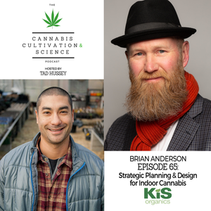 Episode 65: Strategic Planning & Design for Indoor Cannabis with Brian Anderson