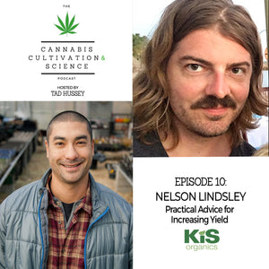 Podcast 10: Practical Advice for Increasing Yield with Nelson Lindsley